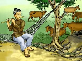 Truyện cổ tích: Sọ Dừa