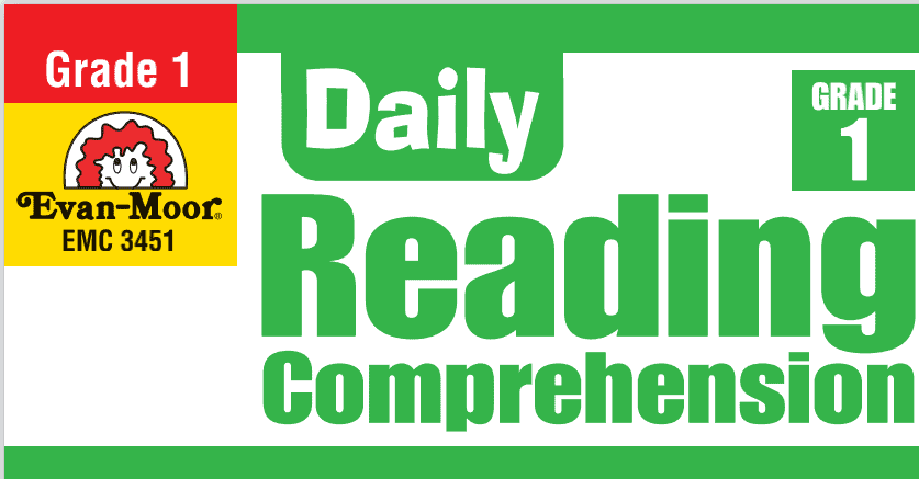 Week 2 _ Day 1 : Daily Reading Comprehension Grade 1